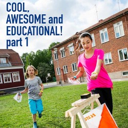 E-BOOK - Orienteering at school, Ages 6-12 - by Goran Andersson