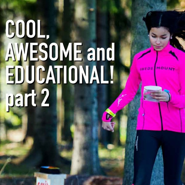 E-BOOK - Orienteering at school, Ages 13-15 - by Goran Andersson