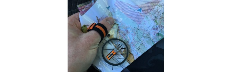 The Right Direction with a Thumb Compass - part 2