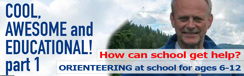Orienteering at school for ages 6-12, Chapter 26: HOW CAN SCHOOL GET HELP?