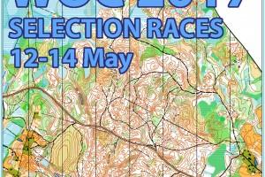 WOC 2017 Selection Races