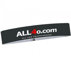 ALL4o.com AIR headband, black