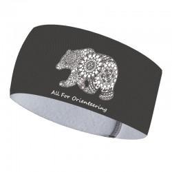 Galaxy Bear headband