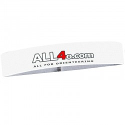 ALL4o.com AIR White headband