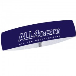 ALL4o.com AIR Blue headband