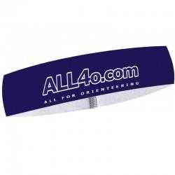 ALL4o.com AIR Blue sviedru lenta