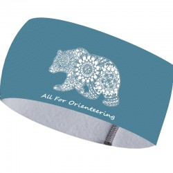 Columbia Bear headband