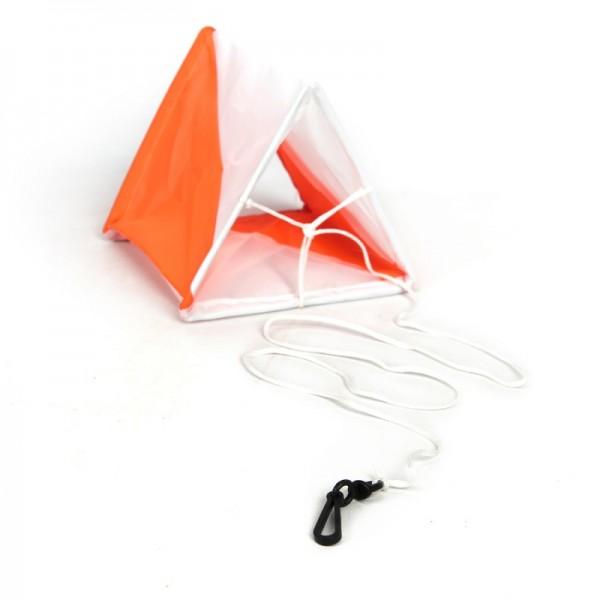 Orienteering control flag, 15 x 15cm