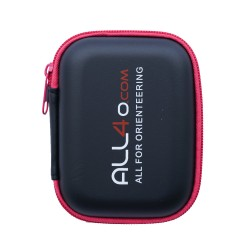 Waterproof Protective Compass Case for compass and Sportident cards ALL4o.com