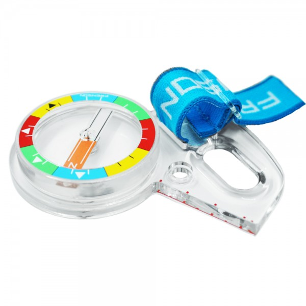 FRENSON NordFORCE COLORS orienteering thumb compass