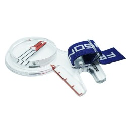 FRENSON X-FOREST thumb compass for orienteering, adventure racing, rogaining, hiking