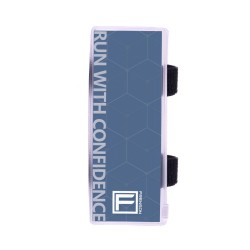 FRENSON F-SERIES Blue control description holder for orienteering, Large