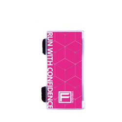 FRENSON F-SERIES Magenta description holder, Small