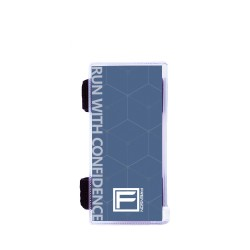 FRENSON F-SERIES Blue description holder, Small