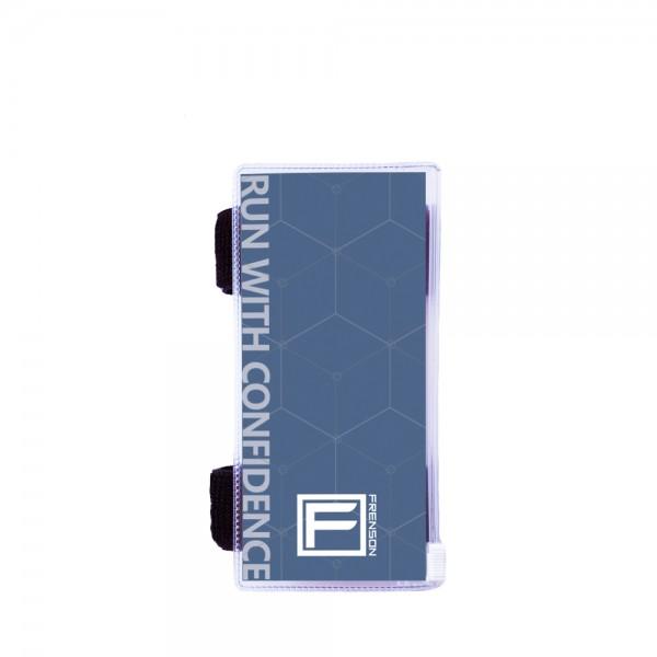 FRENSON F-SERIES Blue description holder, Small