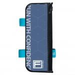 FRENSON F-SERIES Blue control description holder for orienteering, Large