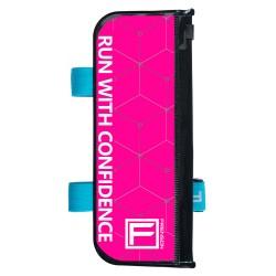 FRENSON F-SERIES Magenta control description holder for orienteering, Large