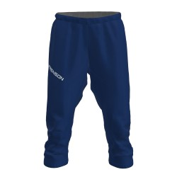FRENSON MOTION 3/4 orienteering nylon pants, navy blue