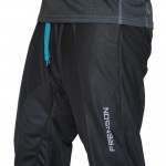 FRENSON MotionLITE Long orienteering nylon pants, black
