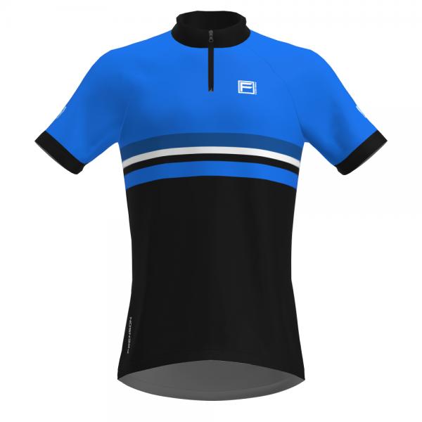FRENSON PRO SERIES Men's O-Shirt, Sky Blue