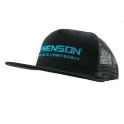 FRENSON TRUCKER CAP, Black