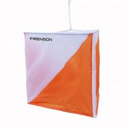 Orienteering Control flag with FRENSON ® logo, 30 x 30cm
