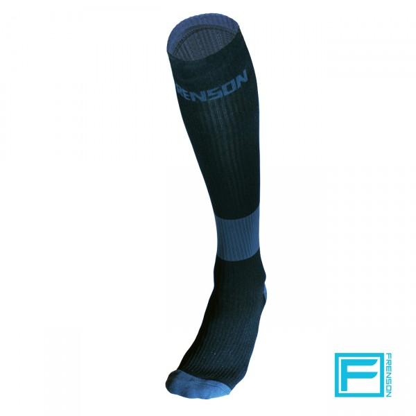FRENSON ProSeries Orienteeering Socks, Black-Grey