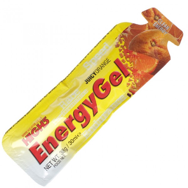 High5 Energy Gel Sachets 40g