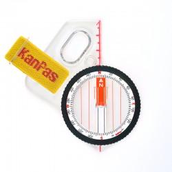 KanPas Elite Competition MA-43- FS orienteering compass , Degrees