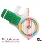 Moscompass Model 8 Rainbow orienteering compass