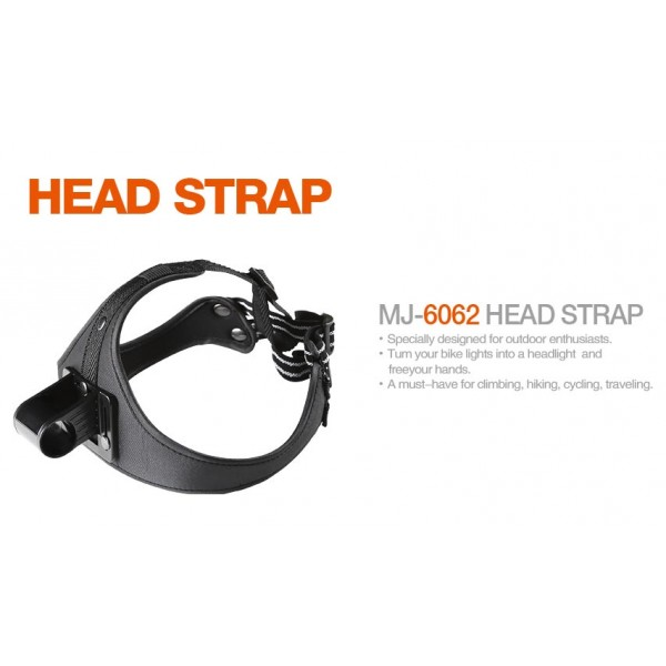 Magicshine MJ-6062 head strap