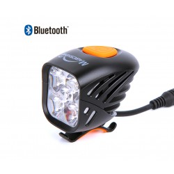 Magicshine MJ-906B Bluetooth Smart USB Head and Bike Light, 3200 Lumens