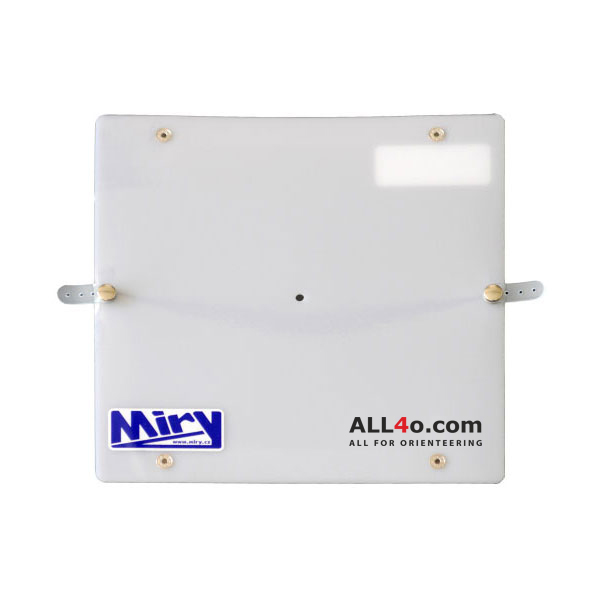 MIRY board and plastic cover