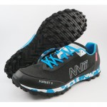 NVII FOREST 2 orienteering shoes, Black/Blue
