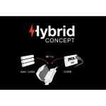 headlamp PETZL TIKKINA® HYBRID headlamp 150lm