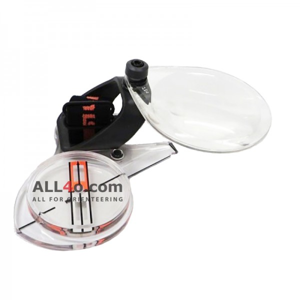 Silva magnifying glass for Silva compass