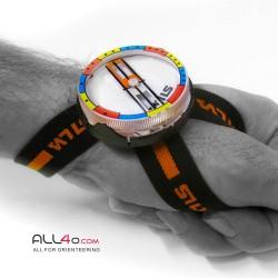 SILVA 66 OMC SPECTRA orienteering compass