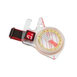 SPORTident ComCard Up - SI8 card integrated in compass plate