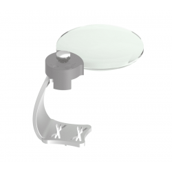 Str8 Magnifier, compatible with all compass brands