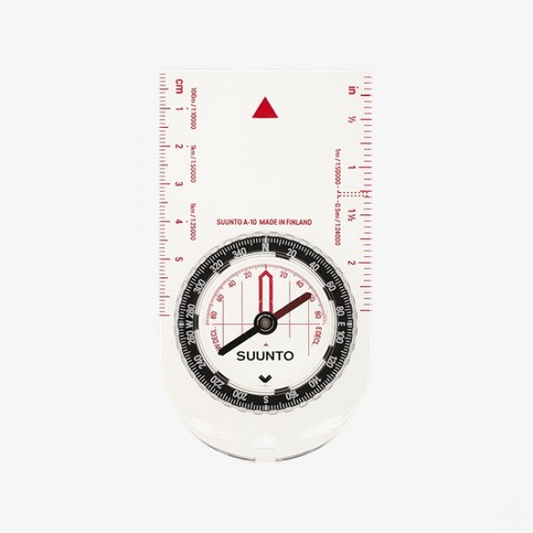 SUUNTO A-10 NH compass for hikers