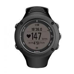 Heartrate monitors, GPS watches