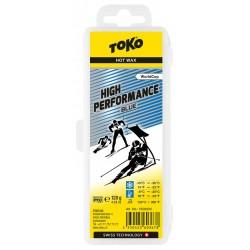 TOKO High Performance Hot Wax blue, 120g