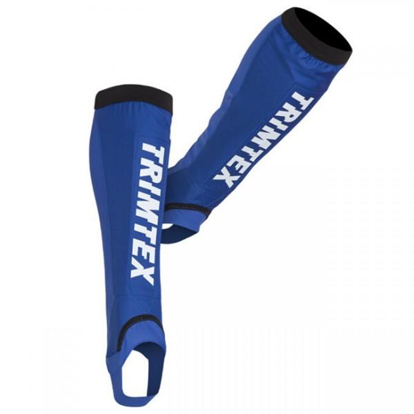 TRIMTEX premium orienteering gaiters, sky blue