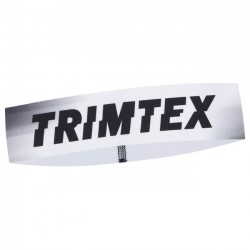 Headband Trimtex SPEED, for orienteering white/black