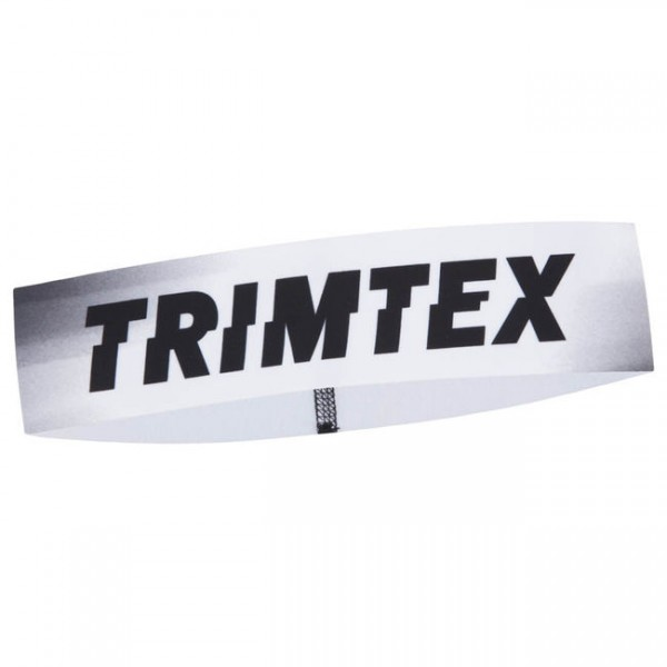 TRIMTEX SPEED Headband for orienteering , Black/White Brush