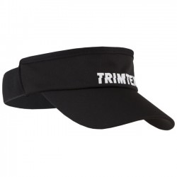TRIMTEX Triathlon Visor, Black