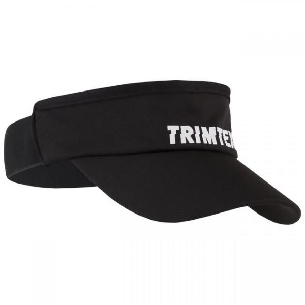 TRIMTEX Triathlon Visor, Black