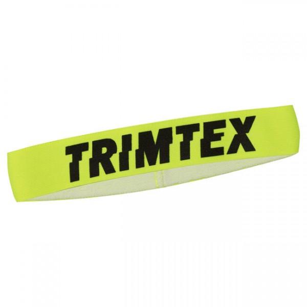 Trimtex Basic sweatband, Yellow Fluo