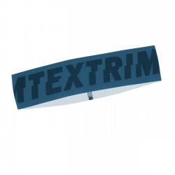 TRIMTEX SPEED Headband, for orienteering and running, Blue Leads