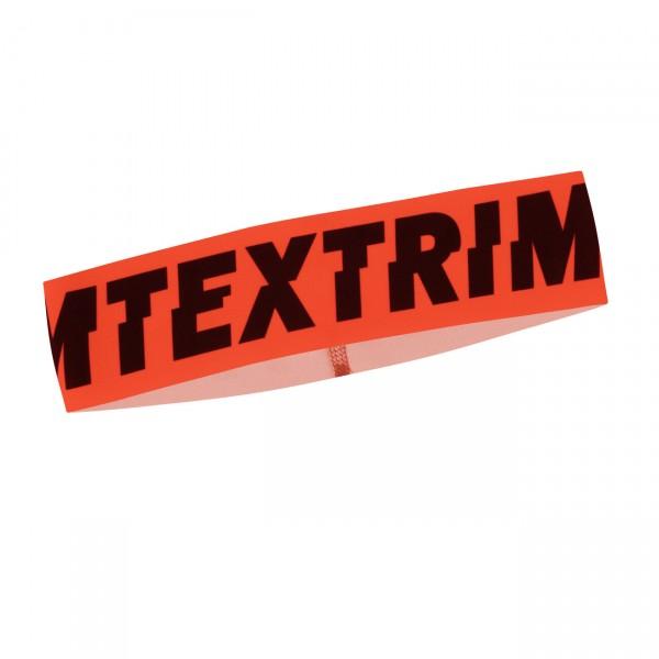 TRIMTEX SPEED Headband for running, Furnace / Black